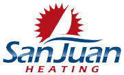 Click San Juan Heating logo to return to the Home page